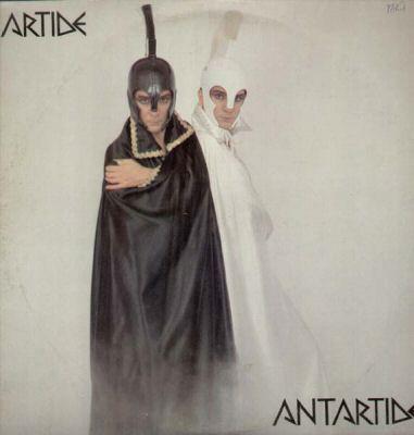 Le canzoni contenute in &; artide antartide &; di renato zero: