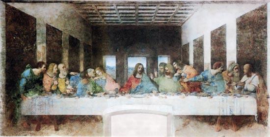 Ultima cena Leonardo da Vinci
