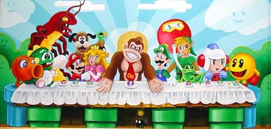 Ultima cena Nintendo