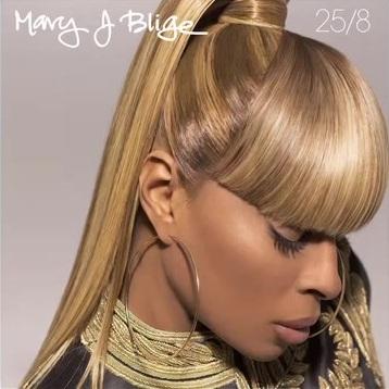 25 8 Mary J. Blige