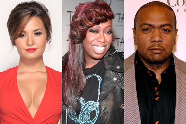 All Night Long Demi Lovato Missy Elliott Timbaland