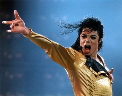 Auguri Michael Jackson