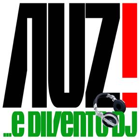 Auz! cover E Divento DJ sfondo chiaro