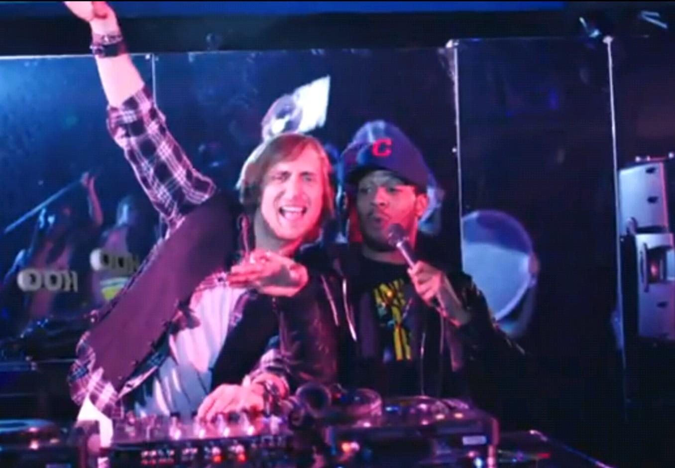 David Guetta feat Kid Cudi Memories