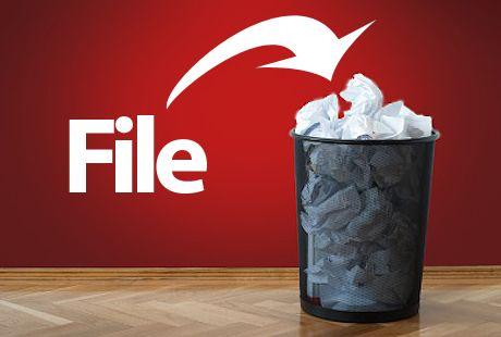 Eliminare i file temporanei da Windows