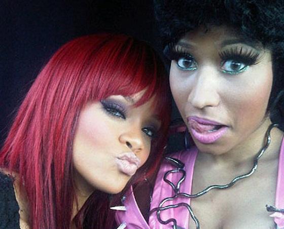 Fly Nicki Minaj  Rihanna