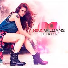 Glowing Nikki Williams