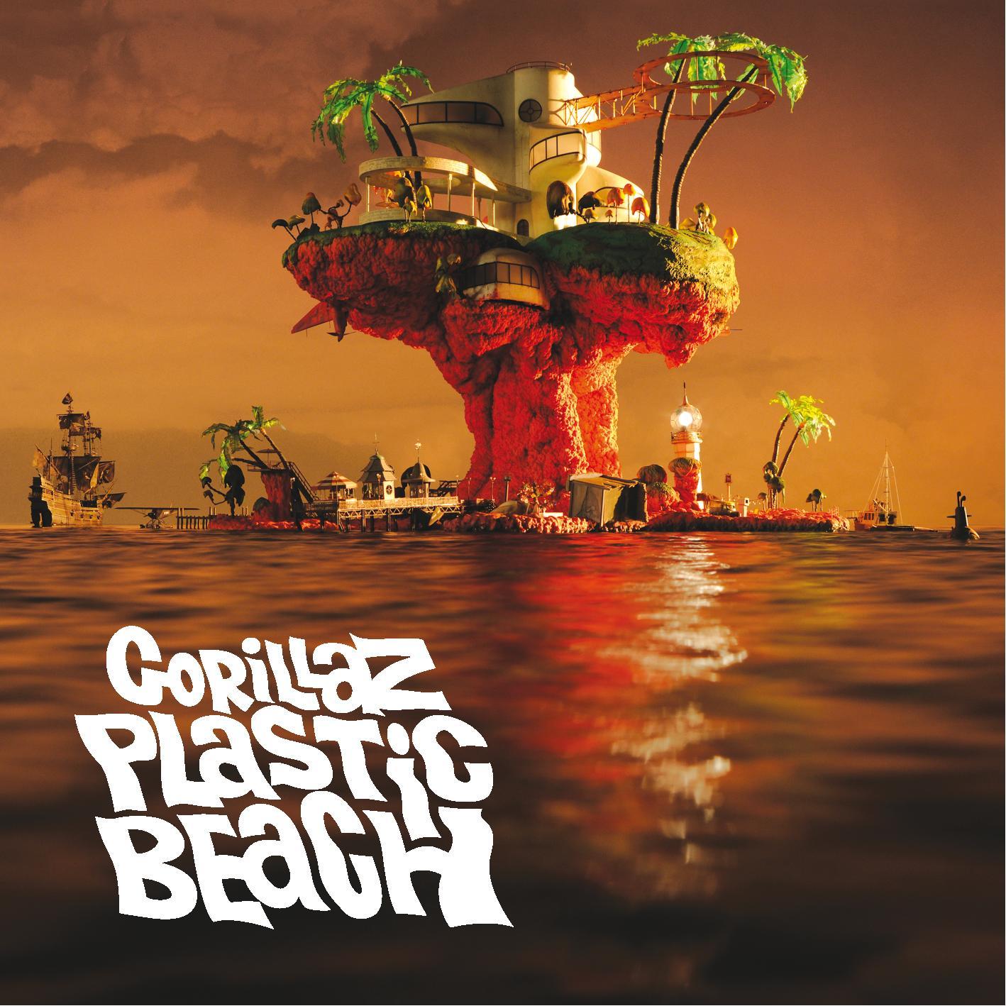 Gorillaz Plastic Beach album