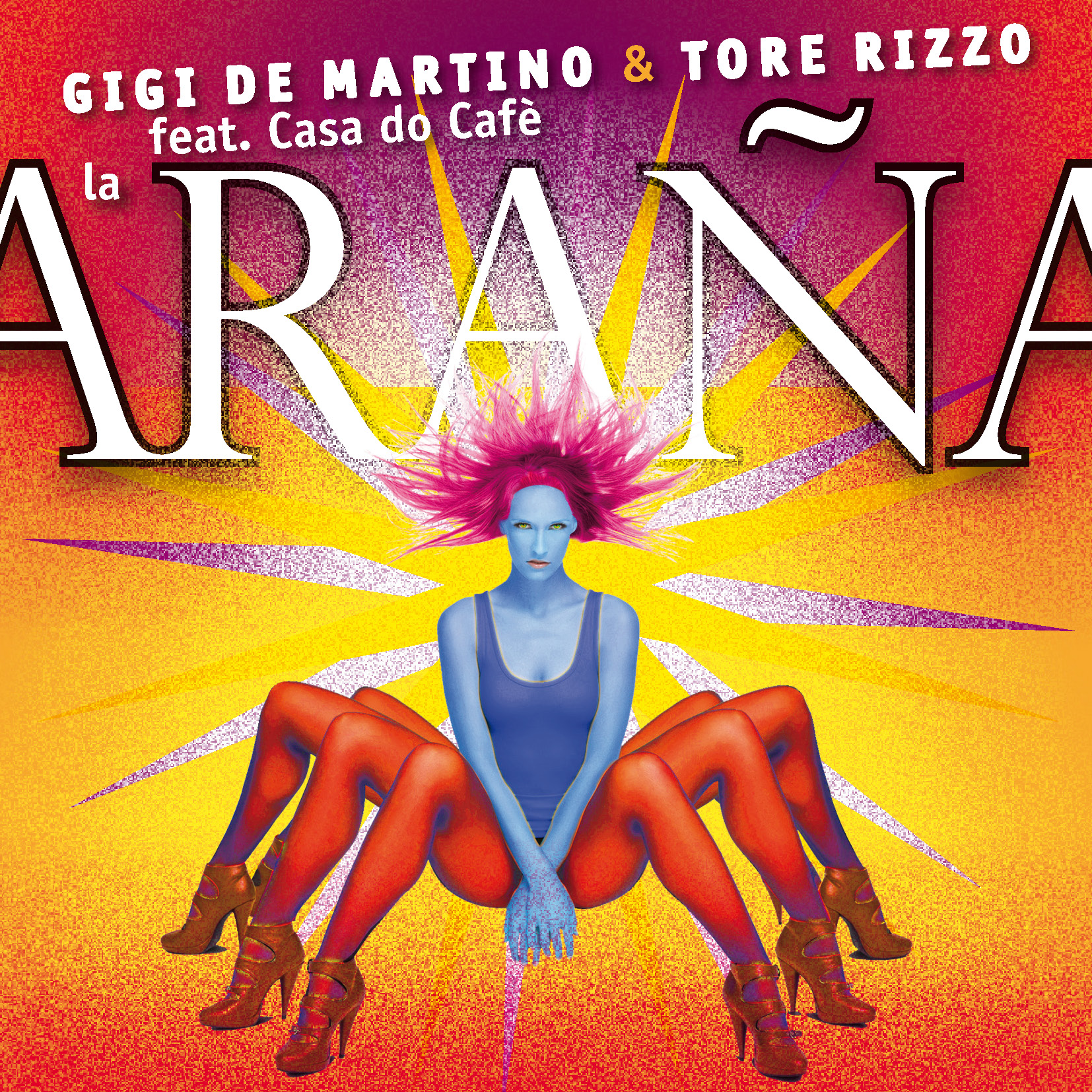 La Arana Gigi de Martino