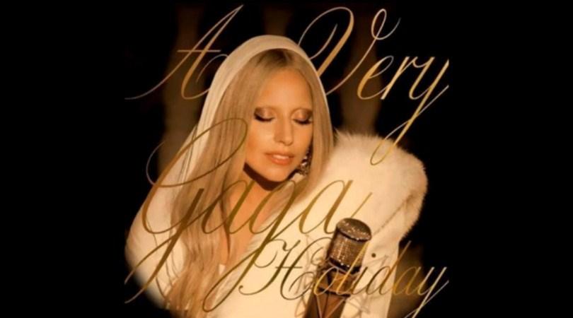 Lady Gaga White Christmas