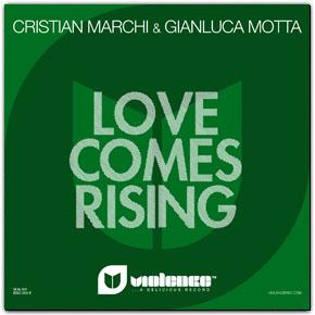 Cover del nuovo disco di Marchi & Motta