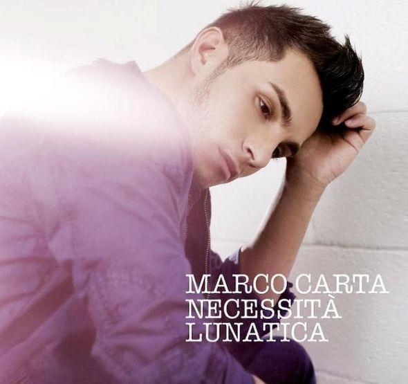 Marco Carta Necessita Lunatica