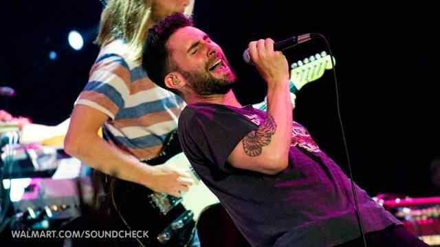 Maroon 5 Stutter