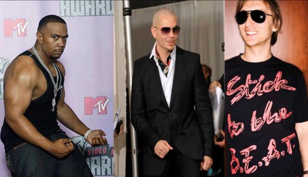 Pass At Me Timbaland Pitbull David Guetta