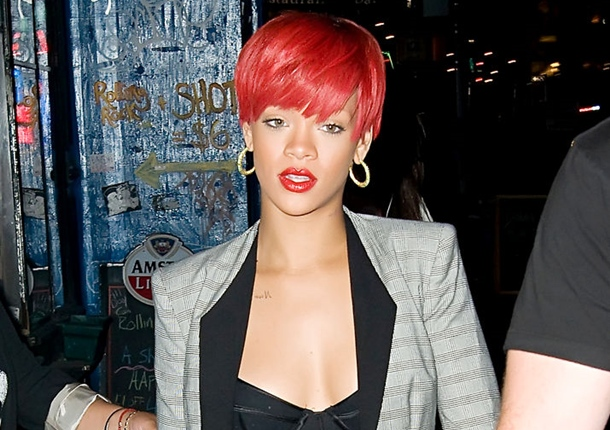 Rihanna A Child Is Born