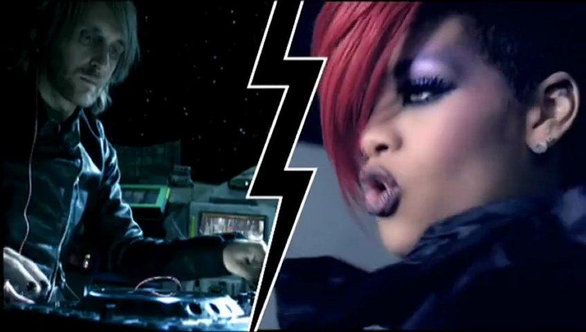 Rihanna David Guetta