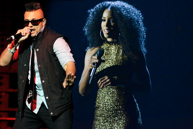 Sean Paul ft. Kelly Rowland
