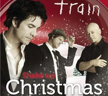 Shake Up Christmas Train