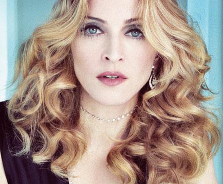 Superstar Madonna