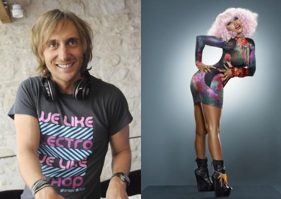 Turn Me On David Guetta Nicki Minaj