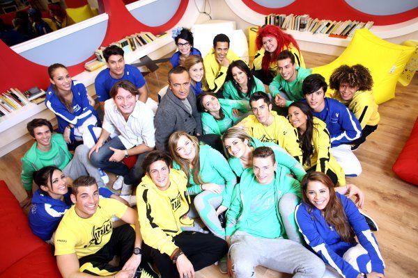 amici11 squadre