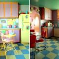 casa dei simpson reale 5