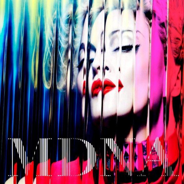 cover MDNA Madonna