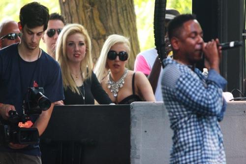 Lady Gaga, Kendrick ed Eminem