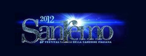 logo festival di sanremo 2012