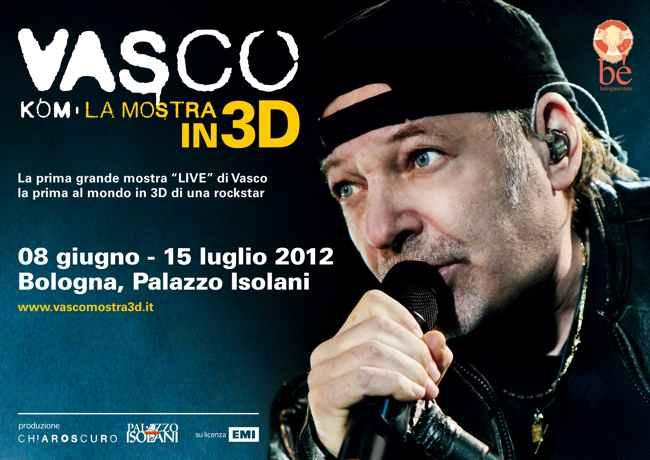 Mostra Vasco Rossi Bologna
