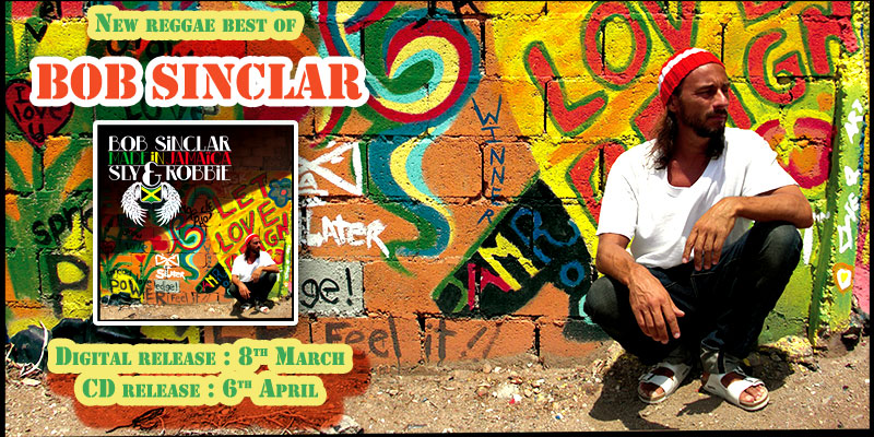 Sahara feat. Bob Sinclar & Shaggy - I Wanna