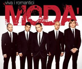 Viva I Romanticì Modà cover copertina